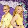 Liv and maddie at Unknown