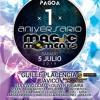 LUDOVIC QUAI7 & OLIVER RIBAIRA @ SALA PAGOA - 1 ANIVERSARIO MAGIC MOMENTS (CD REGALO)