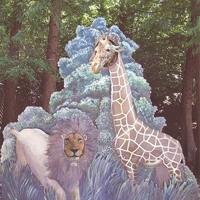 Porter Robinson Lionhearted (Giraffage Remix) Artwork