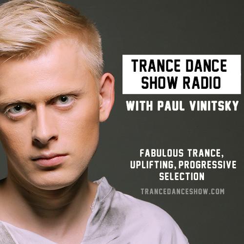 Trance Dance Show Step 118 with Paul Vinitsky