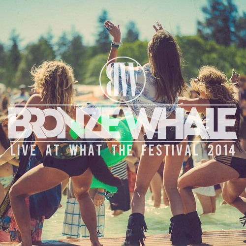 Bronze Whale - Live @ What The Festival 2014
