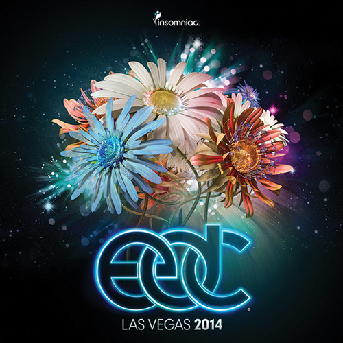 DJ Dan at EDC Las Vegas 2014