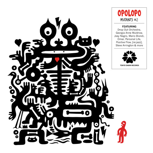 MUTANTS #2: Mario Biondi & The High Five Quintet - This Is What You Are (OPOLOPO Remix)