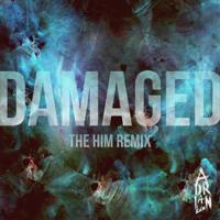 Adrian Lux Damaged (The Him Remix) Artwork