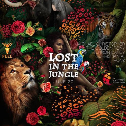 "Terron Darby @ I Feel ""Lost In The Jungle"" 06 20 14"