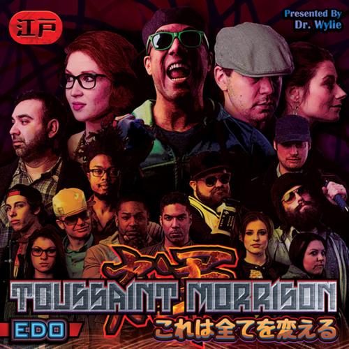 Toussaint Morrison - Edo