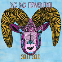 Back Back Forward Punch Solid Gold Artwork