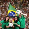 Alle Schießen Auf's Tooor!! Unser Song für das Halbfinale gegen Brasilien!!