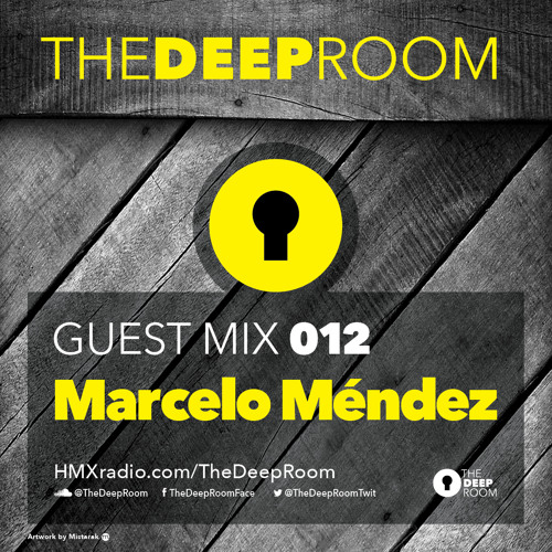TheDeepRoom Guest Mix 012 -  Marcelo Mendez