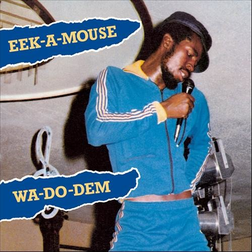 Eek A Mouse - Ganja Smuggling (Disco Tech edit)