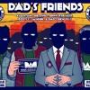 Mr. Ours - DAD's Friends DJ Set @Antirouille W:Kuantum, Sander, Bootsy, Renö, Joz - F & Dad Crew