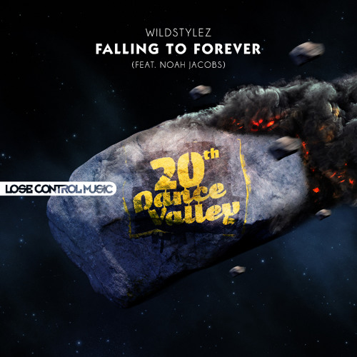 Wildstylez – Falling To Forever (featuring Noah Jacobs) OUT NOW!