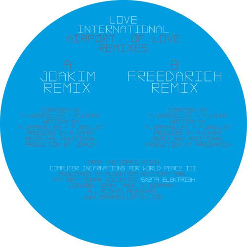 Bonus - Love International - Airport Of Love (Freedarich Slow Version)