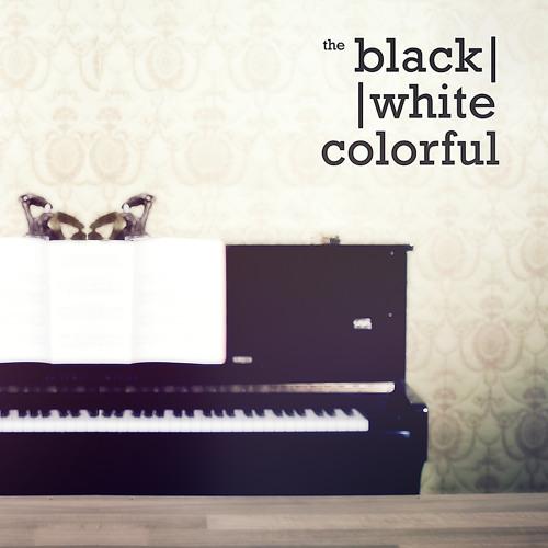 the blackwhitecolorful EP (2014)