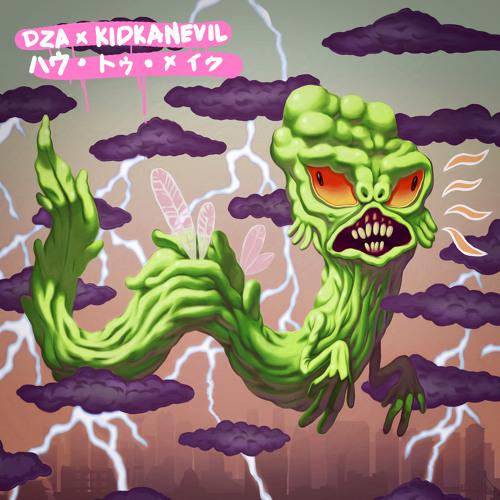 DZA X KIDKANEVIL - KAIJU EP