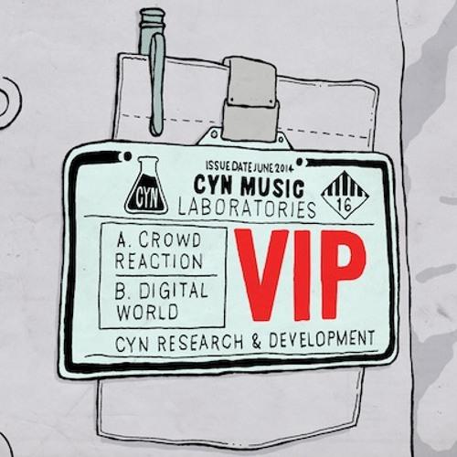 CYN016 - Dimension 'Digital World VIP'