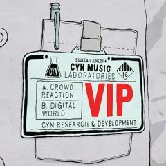 CYN016 - Dimension 'Crowd Reaction VIP'