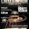 Promo Callejoneada 2014 Xico, Veracruz