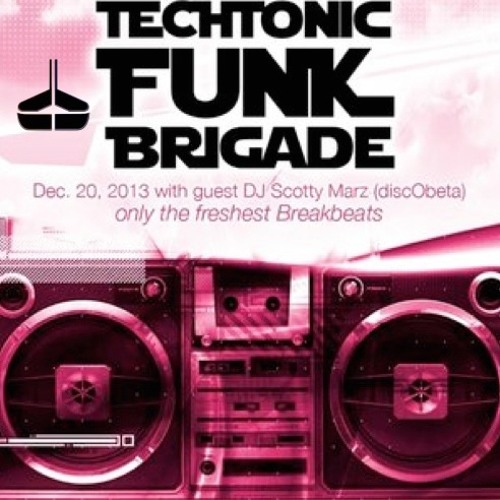 DJ Set on NSB Radio's Techtonic Funk Brigade hosted by Justin Johnston