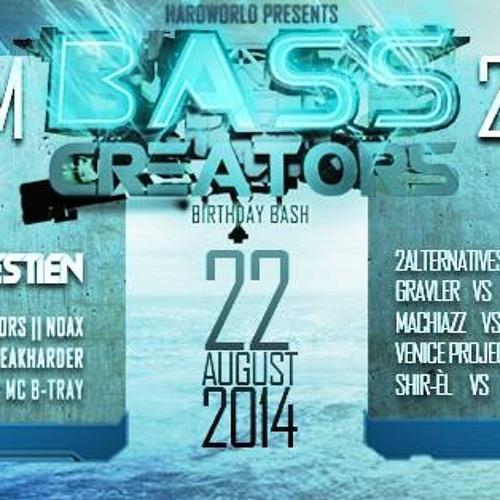 Basscreators Birthday Bash Promomix