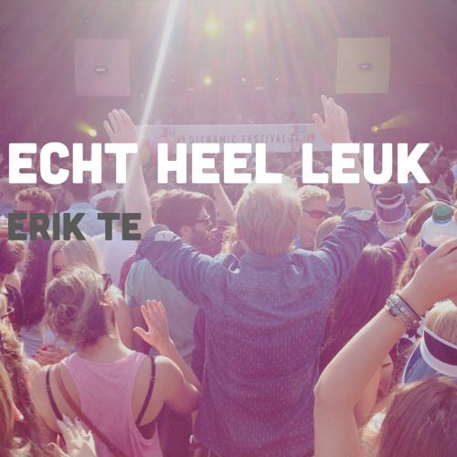 Erik Te - Echt Heel Leuk