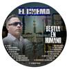 el chema la bestia- MY LIFE Portada del disco