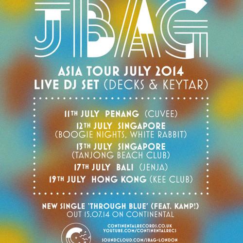 JBAG - Asian tour Mixtape