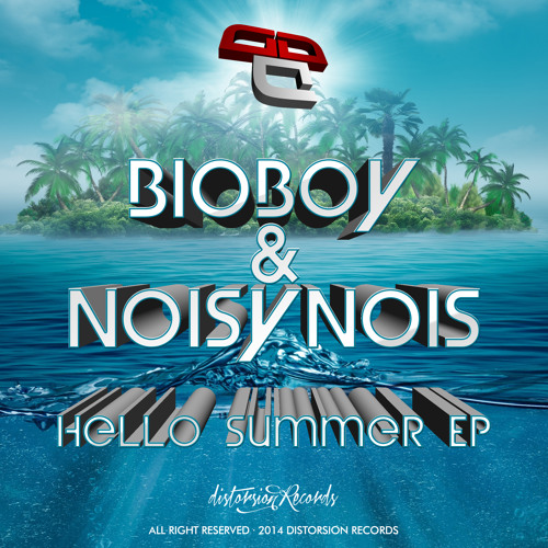 OUT NOW!!!    [DSTR097]BioBoy & Noisy Nois - Hello Summer EP