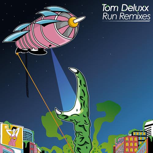 """Tom Deluxx """"Run (aUtOdiDakT Remix)"""" *192kbps full preview*"""
