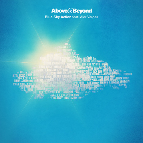 Above & Beyond feat. Alex Vargas - Blue Sky Action (Radio Edit)