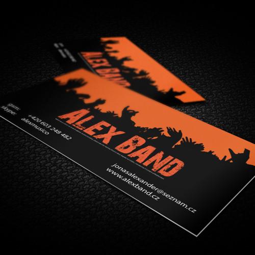 Alex Band - Zimní královstvi