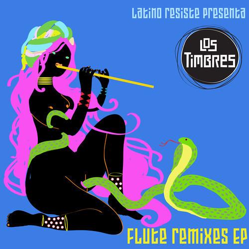 Los Timbres - Flute (DJ Mellow Funky Remix)