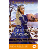 New Book Release: Highlanders Bargain by Barbara Longley