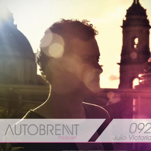 092 - AutobrenntPodcast - JulioVictoria