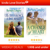 Weekly Deal -The Difference a Day Makes/A Change of Heart by Barbara Longley
