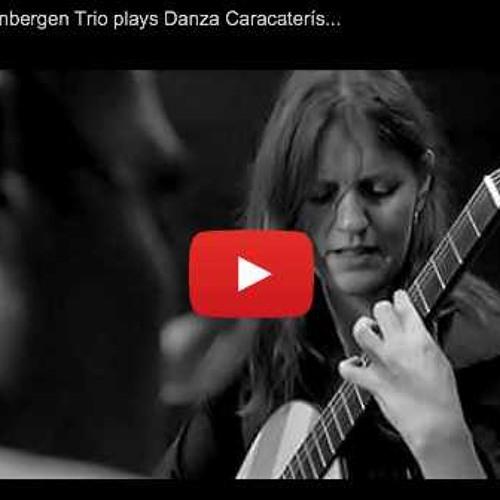 Esther Steenbergen Trio - Danza Característica Leo Brouwer