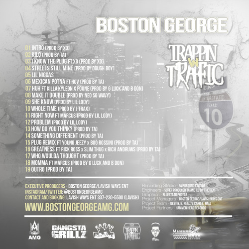 Boston George ft Rick Ross, Slim Thug, Rich Andruws – Greatness