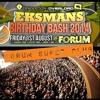 LOGAN D - SHABBA & SKIBBA & EVIL B & TRIGGA 'EKSMAN BIRTHDAY BASH 2013'