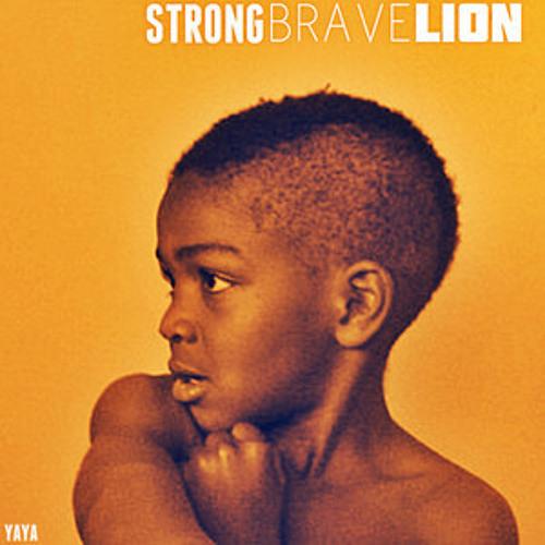 StrongBraveLion