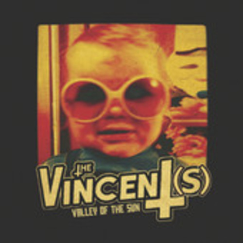 The Vincent(s) - Who's that Boy? (Valley of the Sun EP)