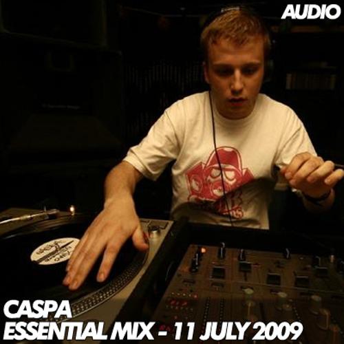 Caspa - Essential Mix - Radio 1 - 11/07/09