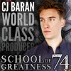 What a Musical Genius Can Teach You About World Class Music Production (CJ Baran Reveals All)