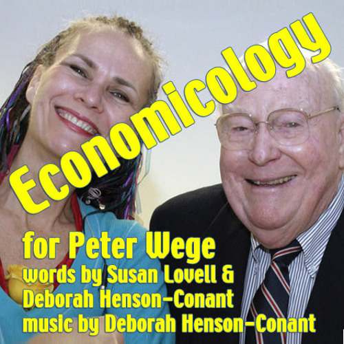 Economicology (for Peter Wege)