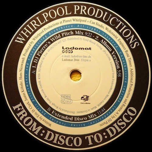 Whirlpool Productions - From Disco To Disco (Dema Bootleg Remix) [Free Download]