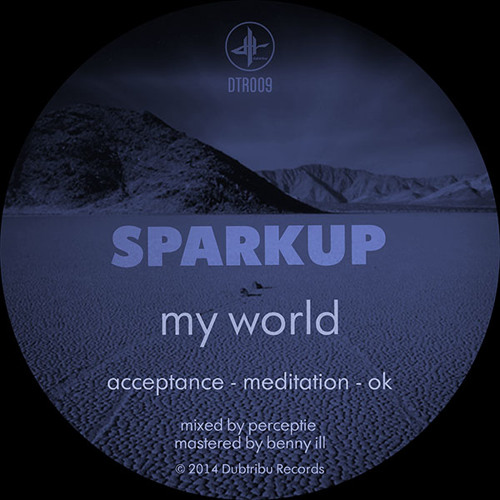 SparkUp - My World EP (DTR009) [FKOF Promo]