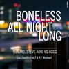 Tujamo, Steve Aoki & Chris Lake Vs ACDC - Boneless All Night Long (Guz Zanotto, Leo Z & A.F Mashup)