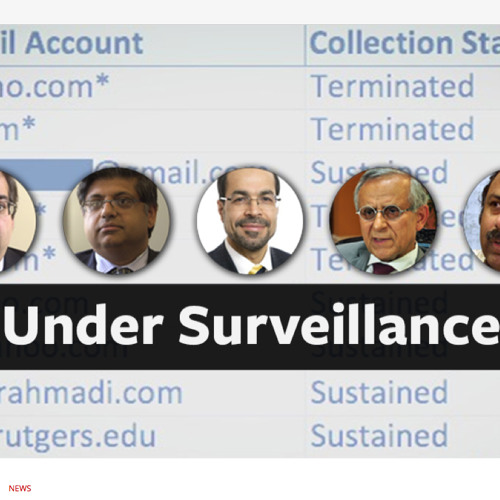 Spied on for Being Muslim? NSA Targets Named in Snowden Leaks Respond to U.S. Gov't Surveillance