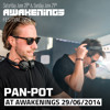 Pan-Pot at Awakenings Festival 2014, Day Two (June 29th)