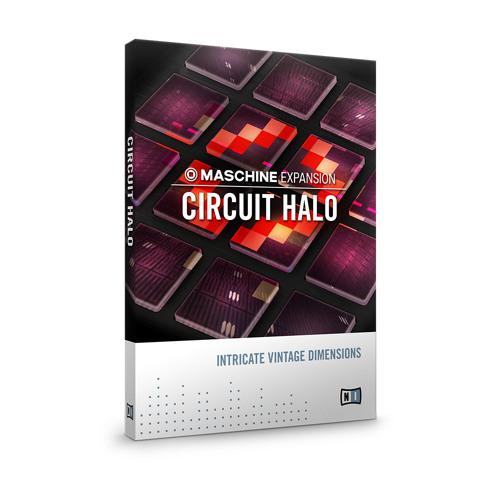 MASCHINE > CIRCUIT HALO > 'Electric Yellows' Demo