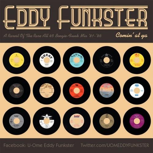 Eddy Funkster - Comin' At Ya (2011)